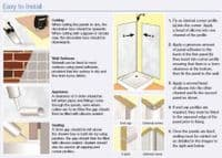 Wetwall - Shower Alcove Kits